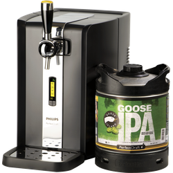 Thuistap - PerfectDraft Goose Island Starter Pack - Machine + Vat