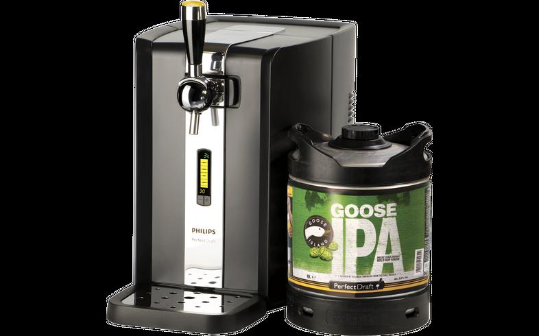 Thuistap - PerfectDraft Goose Island Starter Pack - Machine + Vat