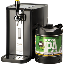 Öltapp - PerfectDraft Goose Island IPA Dispenser Pack