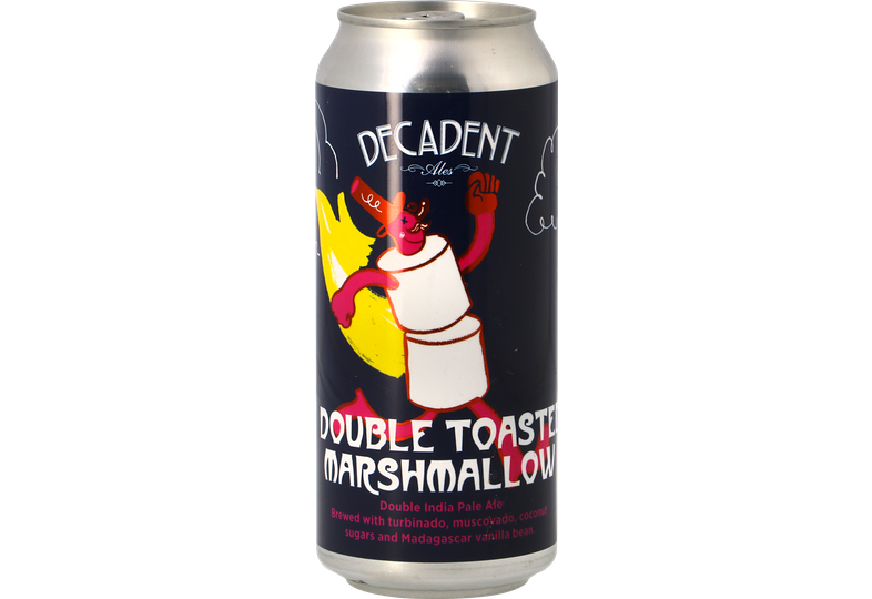 Bouteilles - Decadent Ales Double Toasted Marshmallow