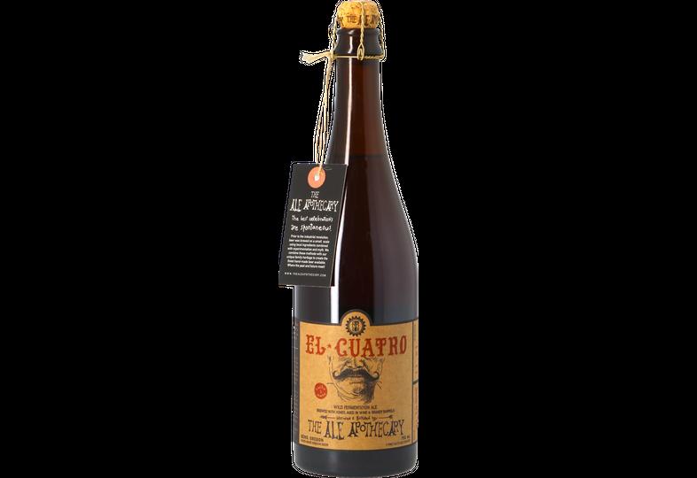 Bouteilles - The Ale Apothecary El Cuatro - Cognac Barrel Aged