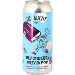 Bouteilles - Decadent Ales Blackberry Cream Pop