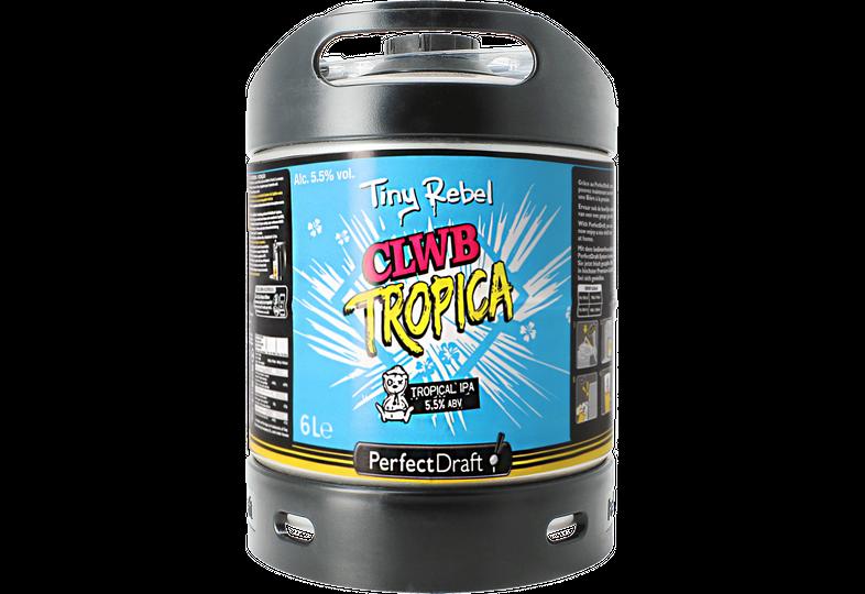 Tapvaten - PerfectDraft Tiny Rebel CLWB Tropica IPA Vat 6L - 5 EUR Cashback