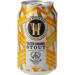 Bouteilles - White Hag / O Brother Salted Caramel Stout