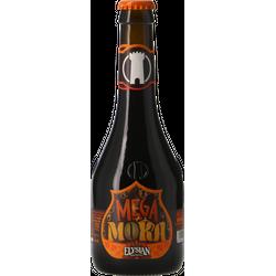 Bottled beer - Birra Del Borgo / Elysian Mega Moka