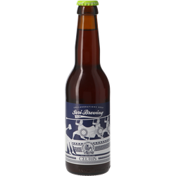 Bottled beer - Sori Brewing / Seven Island Celtus
