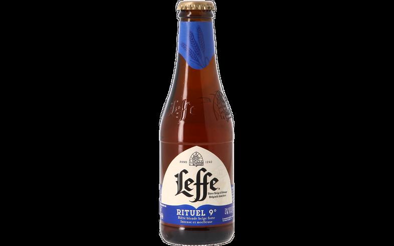 Bouteilles - Leffe Rituel 9° - 25 cl