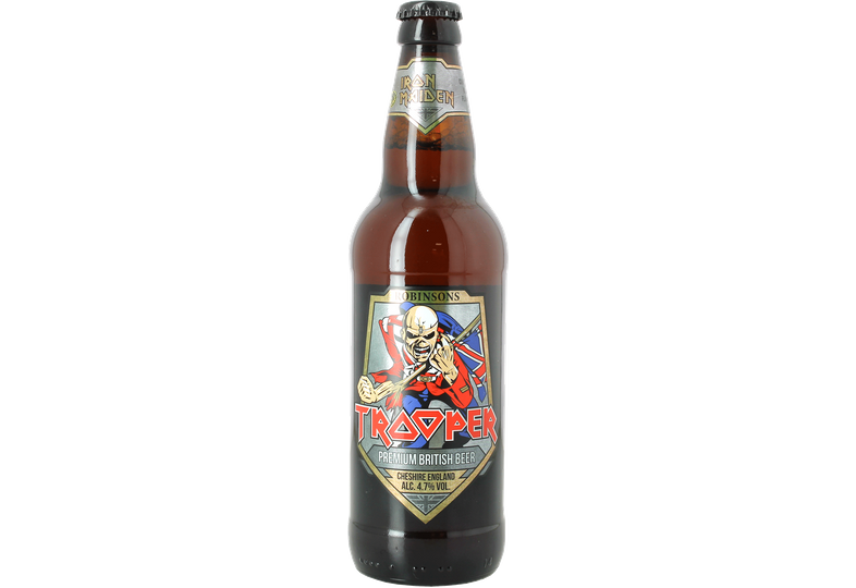 Bouteilles - Iron Maiden Trooper - 50cl