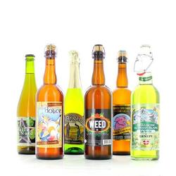 Pack de cervezas artesanales - Assortiment Offre Découverte