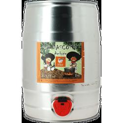 Kegs - La Mascotte Ambrée 5L Standard Keg