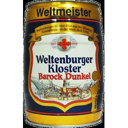 Kegs - keg 5L Weltenburger Barock Dunkel