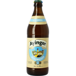 Bouteilles - Ayinger Bräu-Weisse