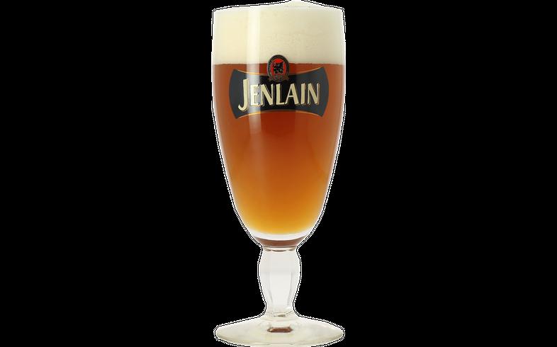 Verres à bière - Verre à pied Jenlain classique 25 cl