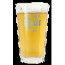 Verres à bière - Verre Jenlain Blanche  - 25 cl