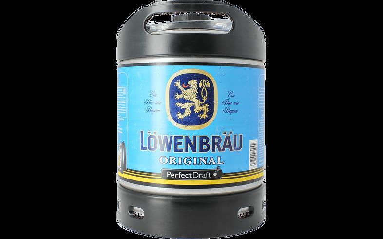 Fatöl - Löwenbräu 6L PerfectDraft Fat