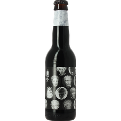 Bouteilles - To Øl Black Ball Porter