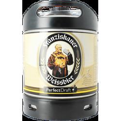 Fusti - Fusto Franziskaner Weissbier PerfectDraft 6L