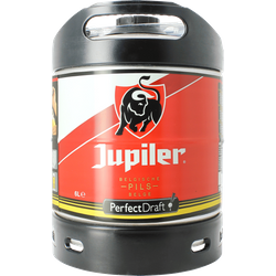 Fatöl - Jupiler Pils 6L PerfectDraft Fat