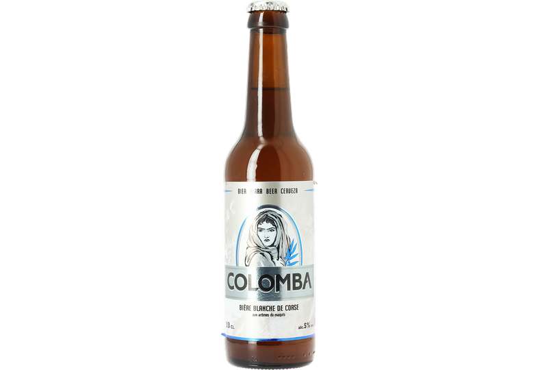 Bottled beer - Colomba
