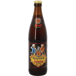 Bottled beer - Paulaner Salvator