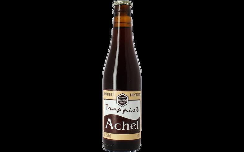 Bouteilles - Achel Brune