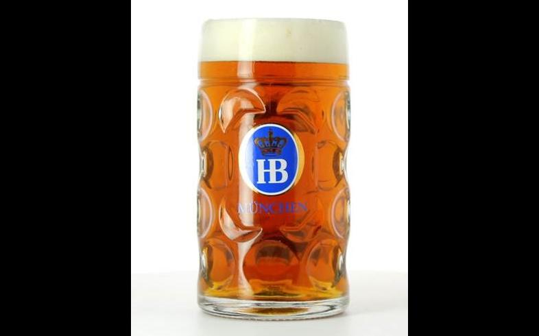 Beer glasses - Hofbrauhaus 1l beer mug