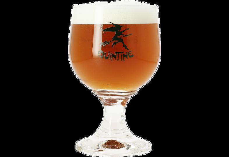 Verres à bière - Verre Quintine - 33 cl