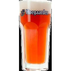 Ölglas - Hoegaarden Rosée 25cl glass
