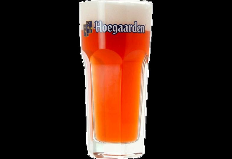 Bicchieri - bicchiere Hoegaarden Rosé - 25 cL