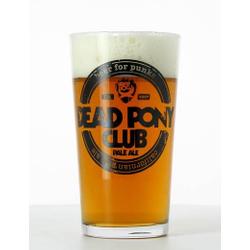 Beer glasses - Glass Brewdog Dead Pony Club : 50 cl