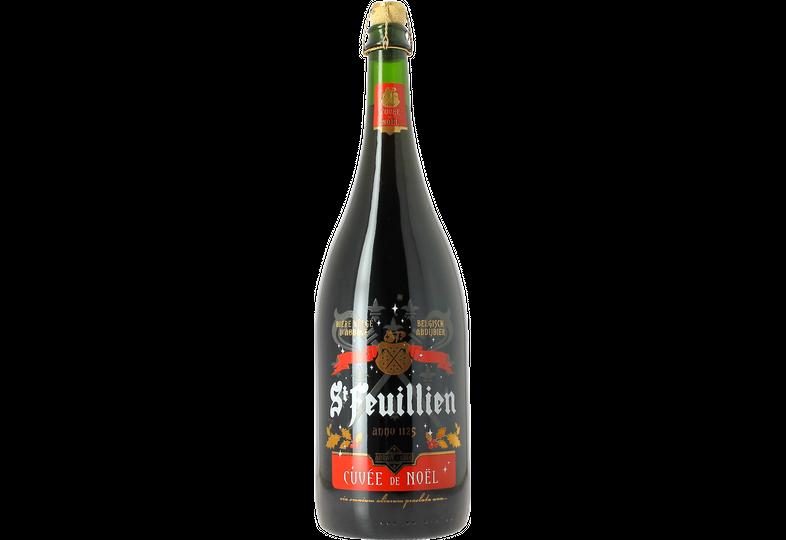 Bottled beer - Magnum St Feuillien de Noël Cuvée 2012
