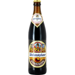Flaskor - Weihenstephaner Korbinian