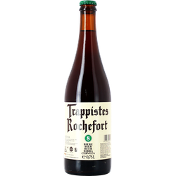 Bottled beer - Rochefort  8   75 cl