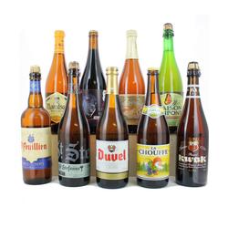Samlingar - Great Large Bottles from Belgium - Gift Pack