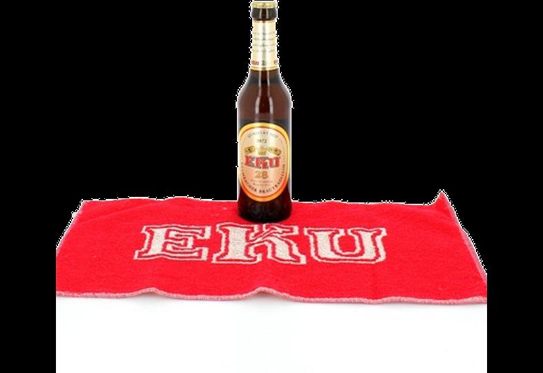 Serviettes et tapis de bar - Serviette de bar Eku