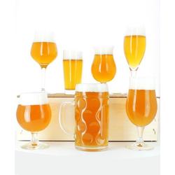 Verres à bière - Pack verres neutres