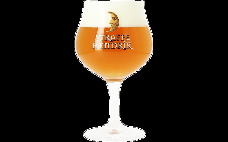 Beer glasses - Straffe Hendrik 33cl beer glass