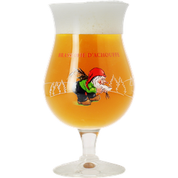 Beer glasses - Brasserie d'Achouffe - 50 cl Glass