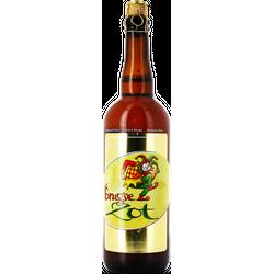 Flessen - Brugse Zot Blonde 75 cl