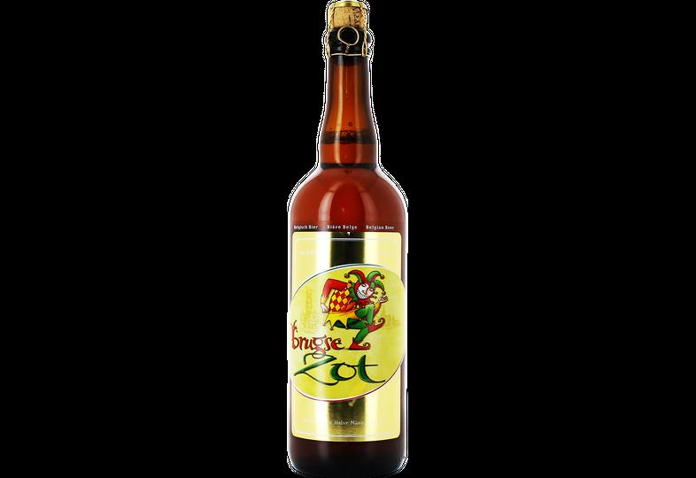 Bottled beer - Brugse Zot Blonde 75 cl