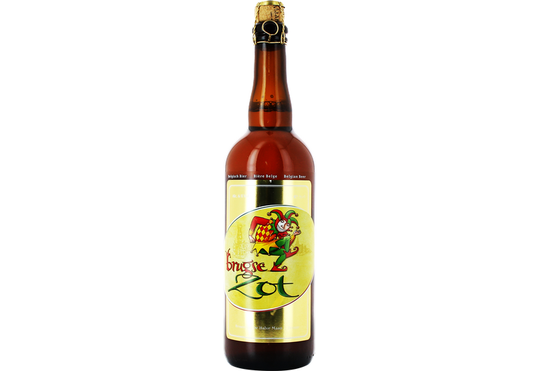 Botellas - Brugse Zot Blonde 75 cl
