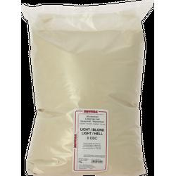 Estratto di malto - estratto di malto polvere bionda 5 kg 8 EBC