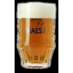 Beer glasses - Maes 50cl pint mug beer glass