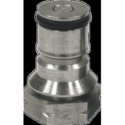 Koppelingen voor biervaten - Connecteur Inox CO2 pour Soda Keg