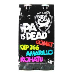 Bottled beer - Pack Brewdog IPA is Dead