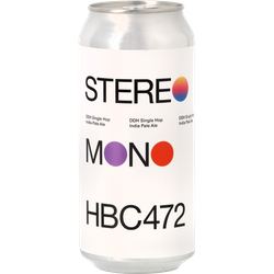 B2B - To Øl - Stereo Mono HBC472