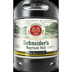 Kegs - Fût 6L Schneider's Bayrisch Hell