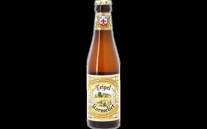Bouteilles - Big Pack Tripel Karmeliet - Pack de 24 bières