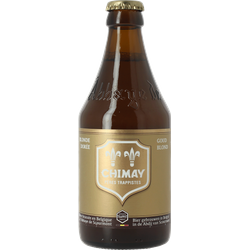 Bottled beer - Chimay Gold