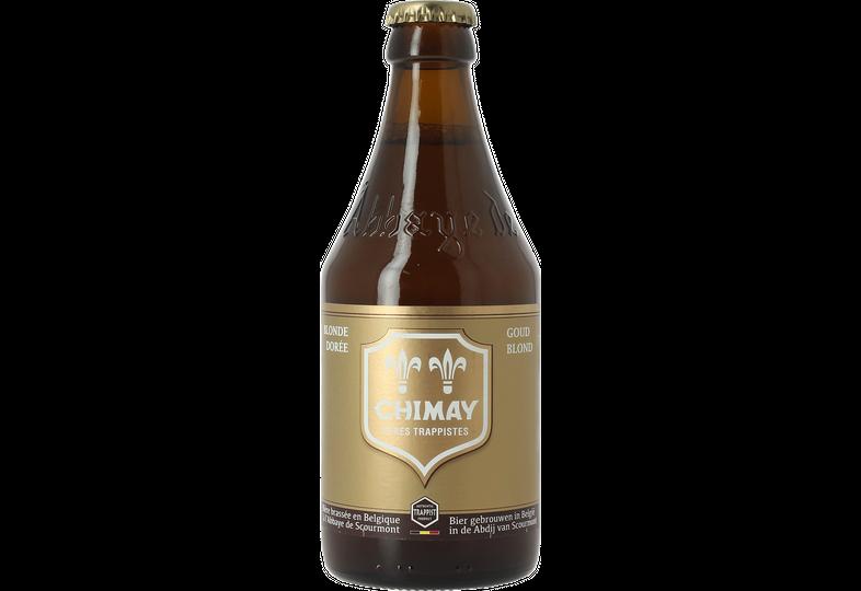 Bottled beer - Chimay Gold